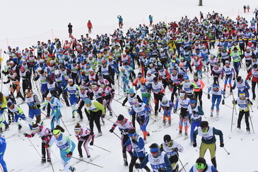 Marxa Beret 2018, the great Nordic skiing festival
