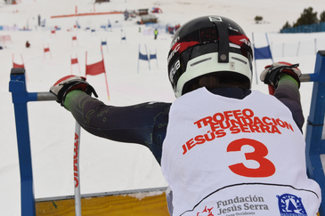 The Jesús Serra Foundation Trophy brings together sport and education at Baqueira Beret
